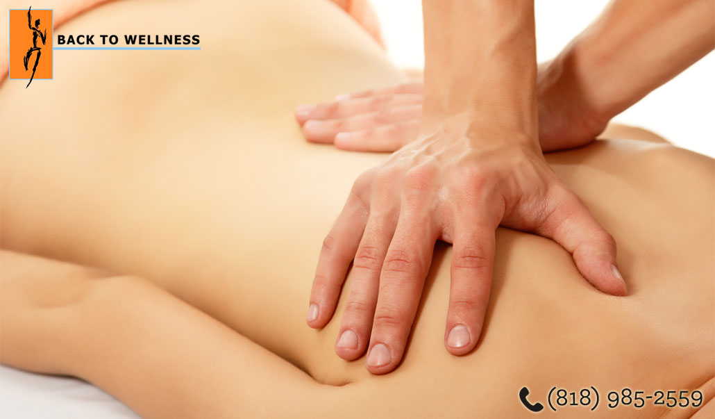 a Massage in Sherman Oaks