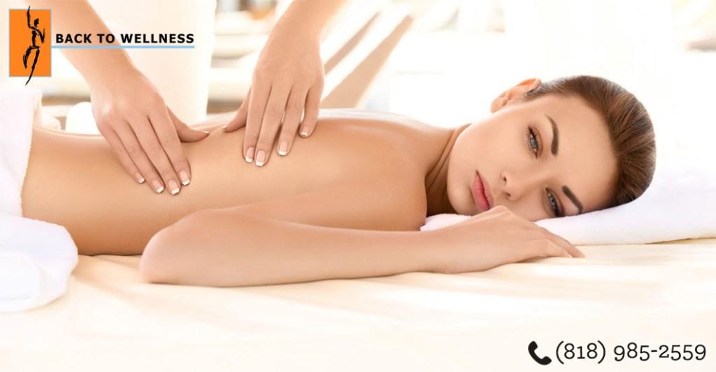 a Massage in Sherman Oaks