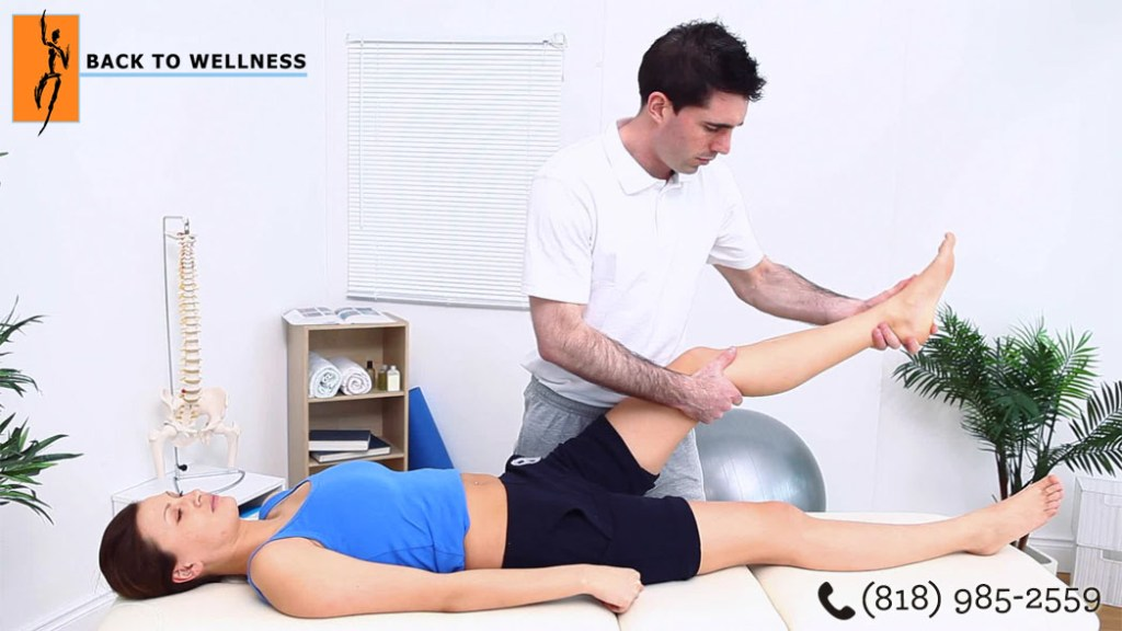 a Chiropractor in Encino