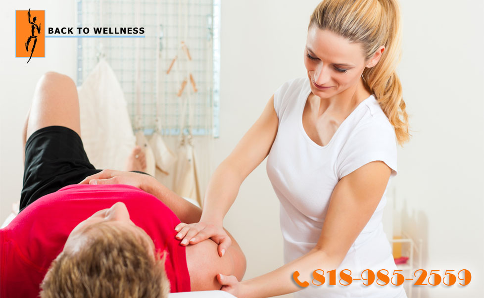 Car Accident Chiropractor in Studio City
