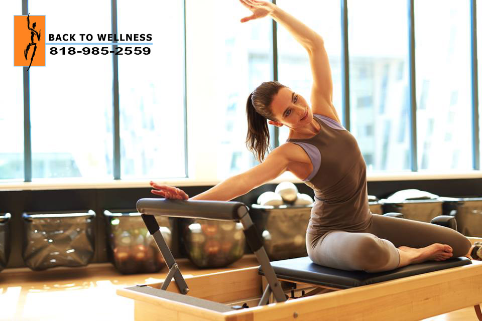 Try Pilates in Studio City to Overcome Chronic Pain