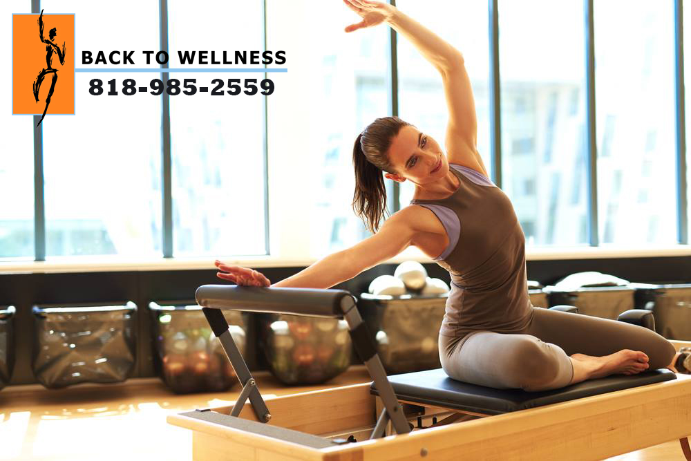 Rehabilitation Studio City Pilates