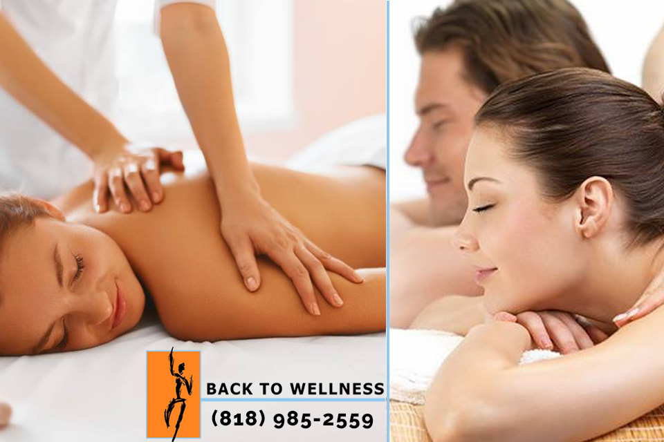 Are You Considering a Back Massage in Studio City?