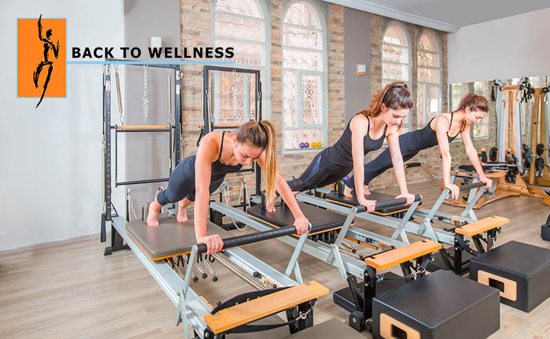 The Great Benefits of Studio City Pilates Classes