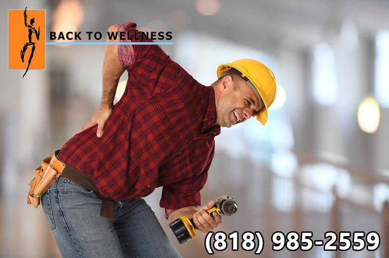 Massage Treatment for Low Back Pain in Sherman Oaks