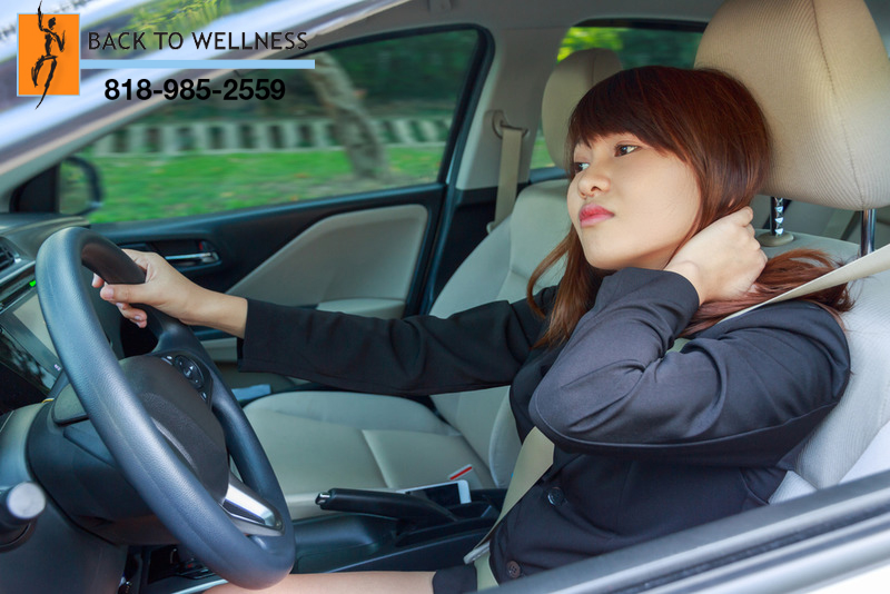 car accident shoulder pain