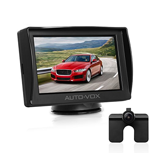 auto vox m1 4 3 tft lcd backup camera kit parking. Black Bedroom Furniture Sets. Home Design Ideas