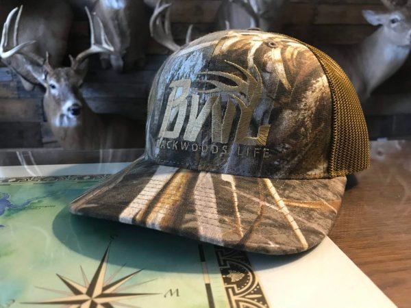 Backwoods Life Max-5 Realtree hat