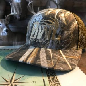 Backwoods Life Max-5 Realtree hat