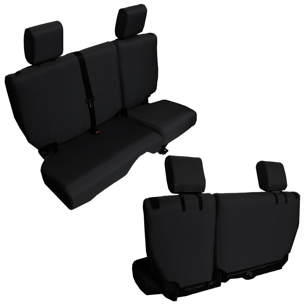 jk cover neoprene covers rough suspension wrangler country for unlimited seat jeep base systems set black