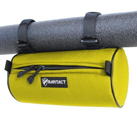 Roll Bar Barrel Bag Medium 10x5 Inch Yellow Bartact