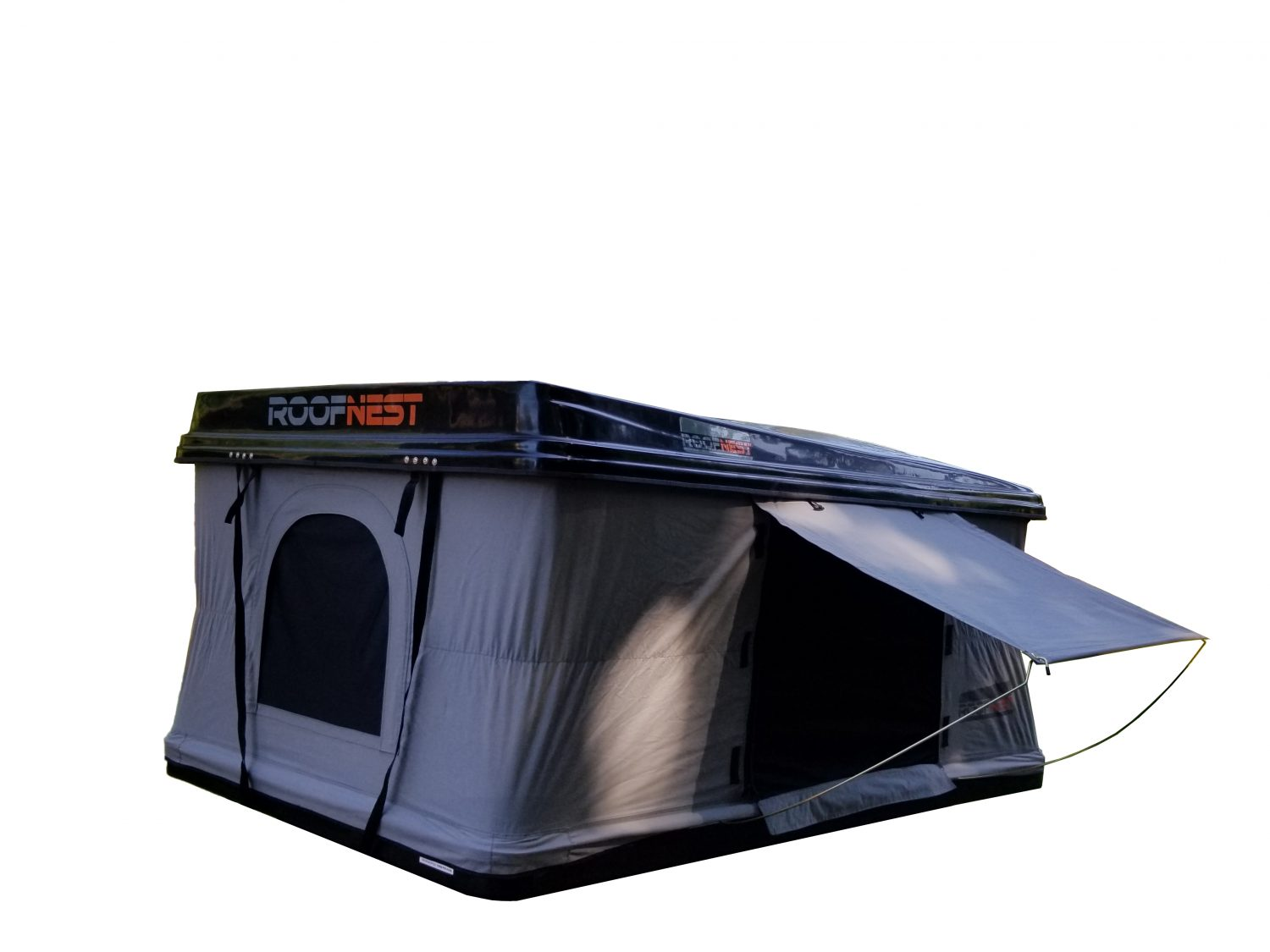 Roof Top Tent Eagle 81 X 55 W/Ladder And Mattress White Roofnest  sc 1 st  Backwoods Overland & Roof Top Tent Eagle 81 X 55 W/Ladder And Mattress White Roofnest ...