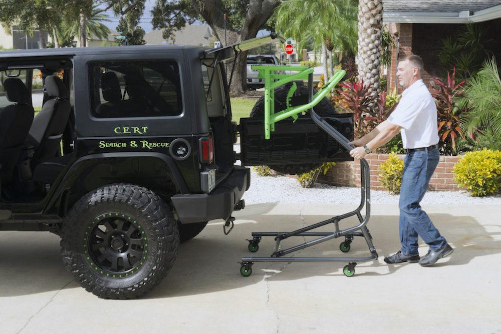 Jeep Wrangler Hard Top Removal Tool 07 18 Wrangler Jk 2 4