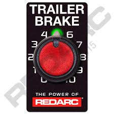 REDARC TRAILER BRAKE and CHARGERS
