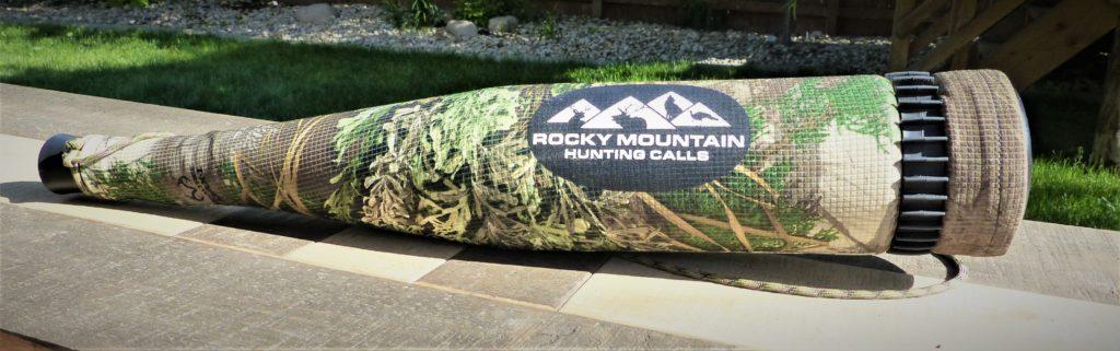 New 2019 Rocky Mountain Hunting Calls Bully Bull Extreme Elk Grunt Tube
