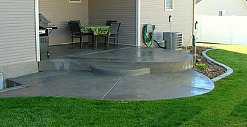 The Best Patio Design for Your Backyard. on Backyard Patio Steps id=89768