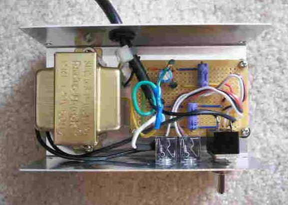 Magnetometer power supply