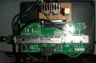 CATV tuner under testing