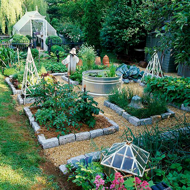 42 Garden Bed Edging Ideas That You Need To See on Backyard Border Ideas  id=12300