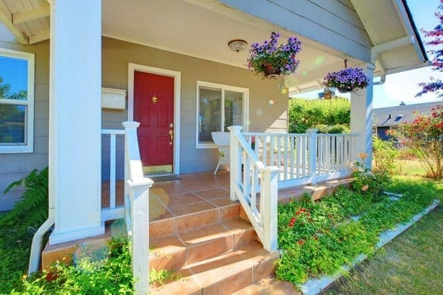 71 Front Porch Designs And Ideas For Breathtaking Entryways | House Front Step Design | Aspen Designer Home | Simple | Mansion | Curved | Entrance Home