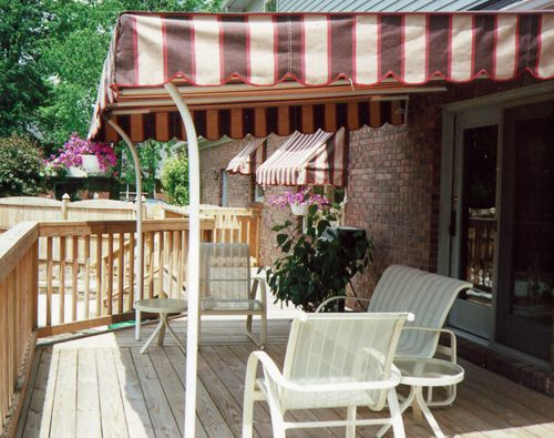 Patio All Weather Wicker Chairs