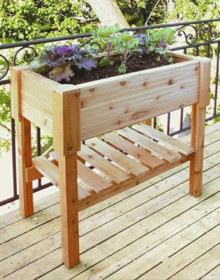 Planter Boxes, Garden Tool Storage, And Potting Benches Solve Multiple  Problems