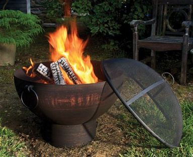 Fire pits and Fire bowls