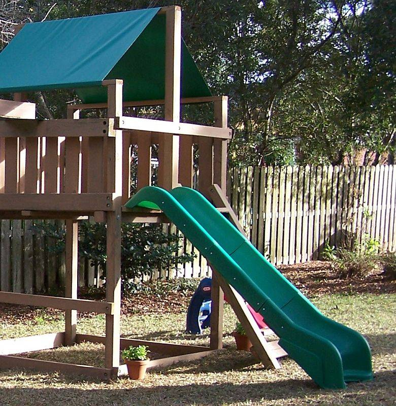 three swing set upgrades that keep kids interested in backyard play