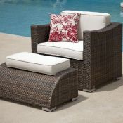 Cosabella 3 pc. Club Chair Chat Group