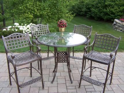 Easy Care Aluminum Patio Furniture - Outdoor Patio Ideas