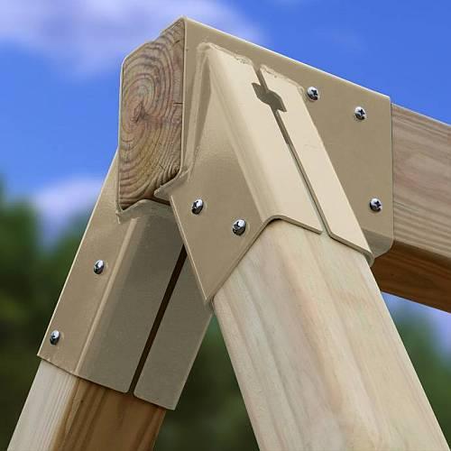 Self Standing Porch Swing