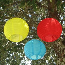 Outdoor Chinese Lanterns