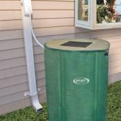 Garden Rain Barrel - 60 Gallon