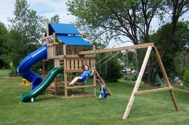Safe Swing Sets