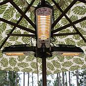 Umbrella Infrared Patio Heater