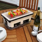 Portable Gas and Charcoal Grills