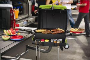 Portable Grill for Tailgating