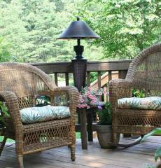 Decorative Patio Heaters