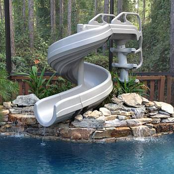 G-Force 360 Degree Pool Slide