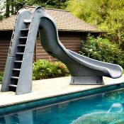 Turbo Twister Pool Slide
