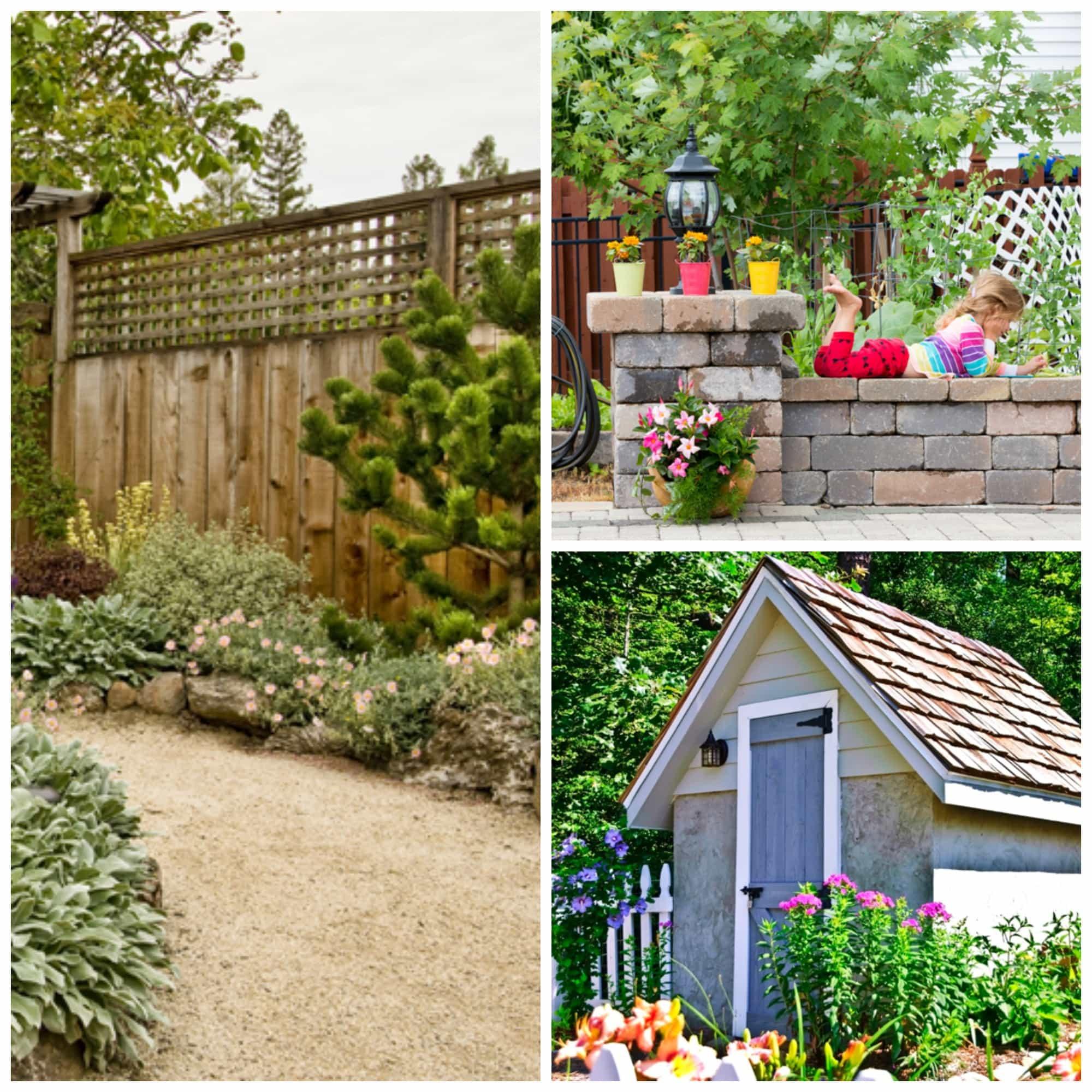 Small Garden Design Plans