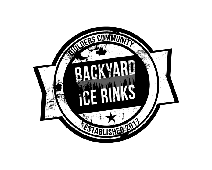 Backyard Synthetic Ice Rinks