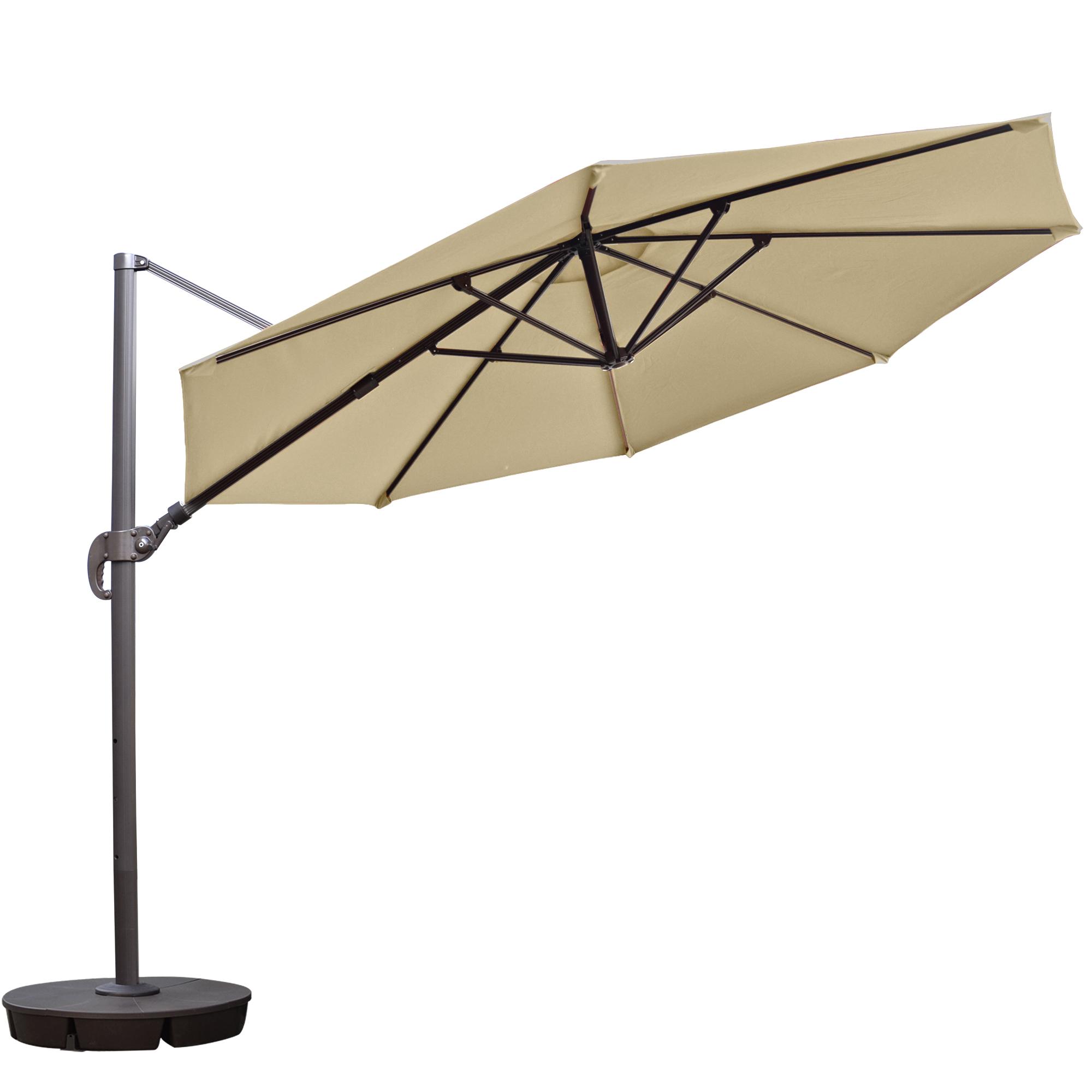 Sunbrella Cantilever Umbrella 11