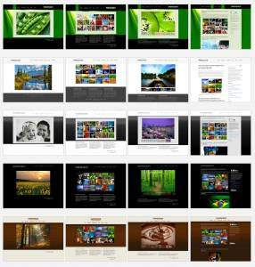 Photocrati theme for photography website