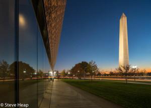 Reflection of Washington Monument