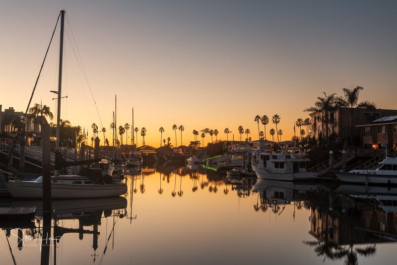 Acrylic print of Ventura California sold on Fine Art America