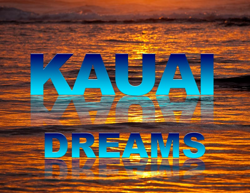 A brand new high quality calendar with the best of my photographs from the Hawaiian island of Kauai