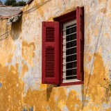 Anafiotika neighborhood of Athens Greece
