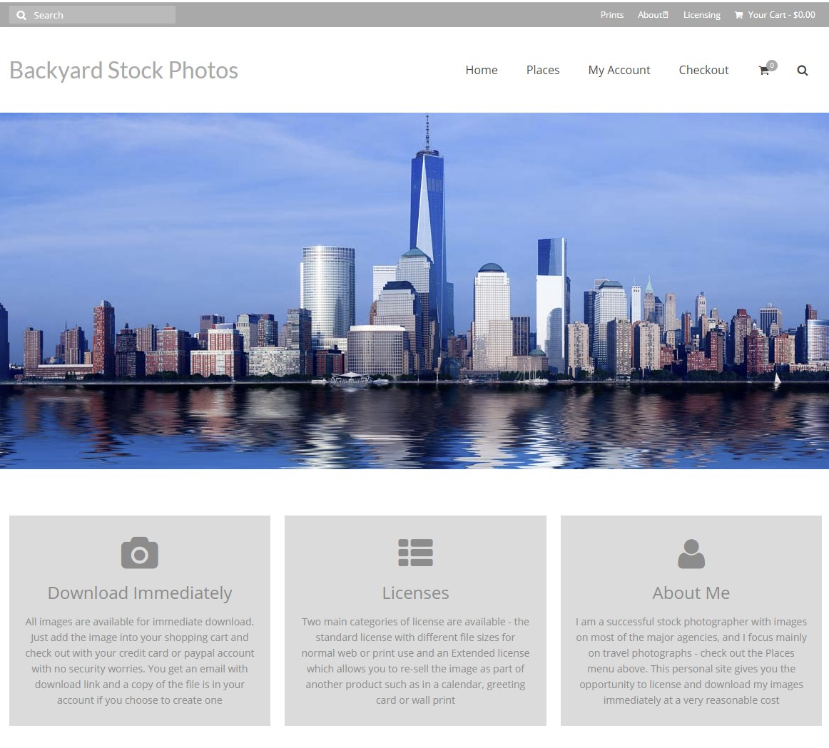 Can you make money selling your own images on your own stock agency
