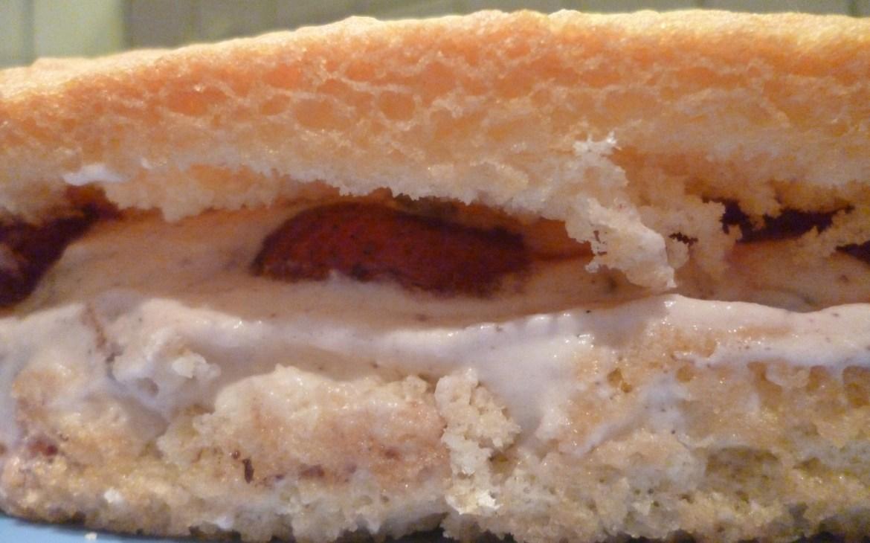 Füllung für die Marzipan-Erdbeer-Mascarpone-Torte